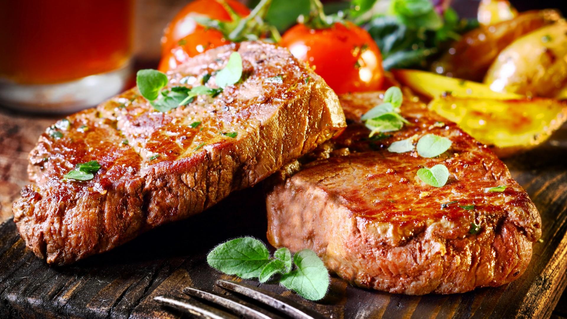 Rump Steak Portions