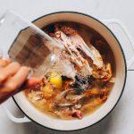 Chicken Soup Bones