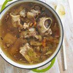 Beef Soup Bones